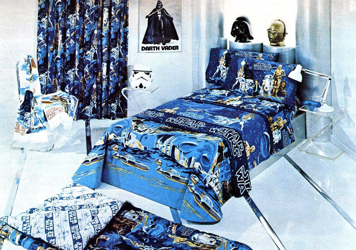 Bed Room Star Wars Home Decor Pinterest