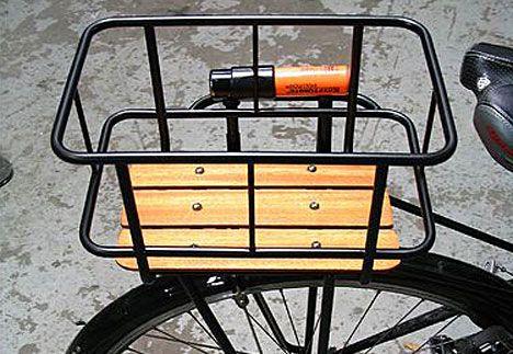Ящик для велосипеда на багажник