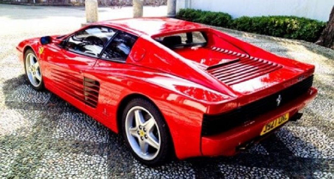Pictures Of Red Sports Cars