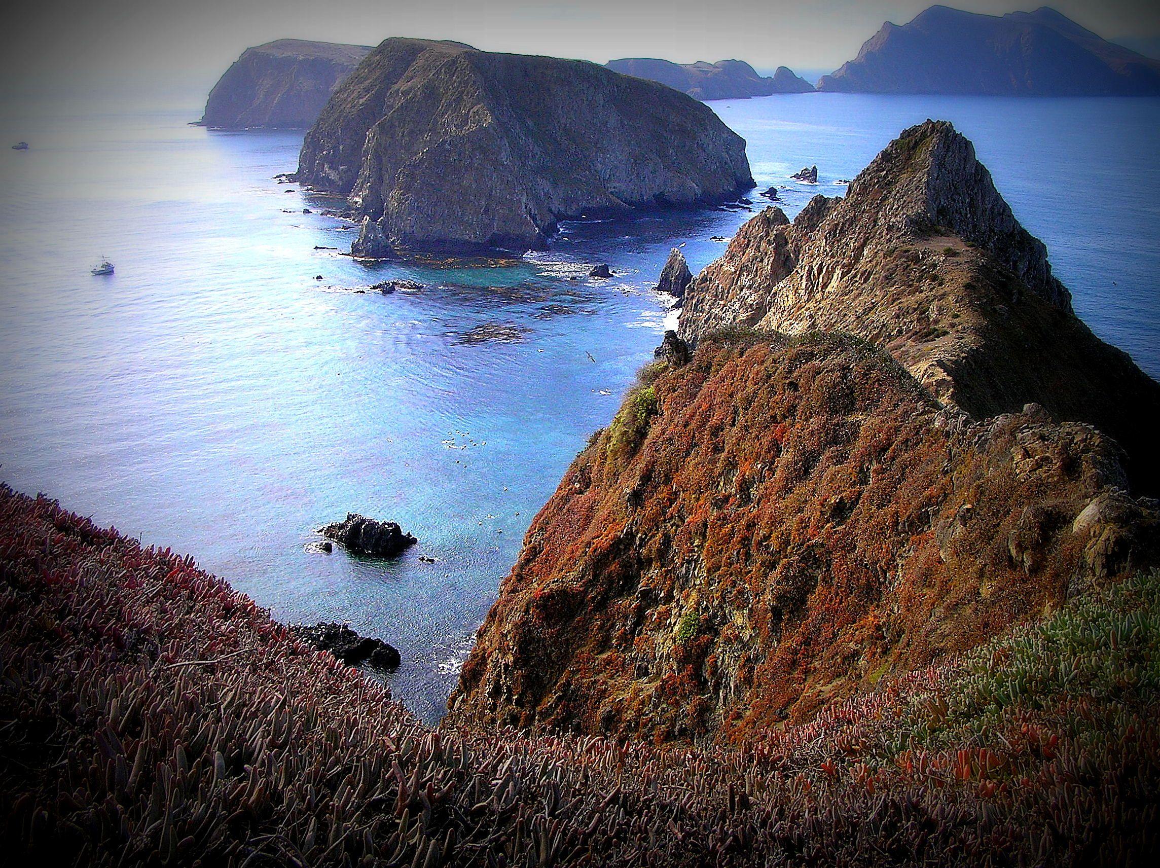E Channel Islands
