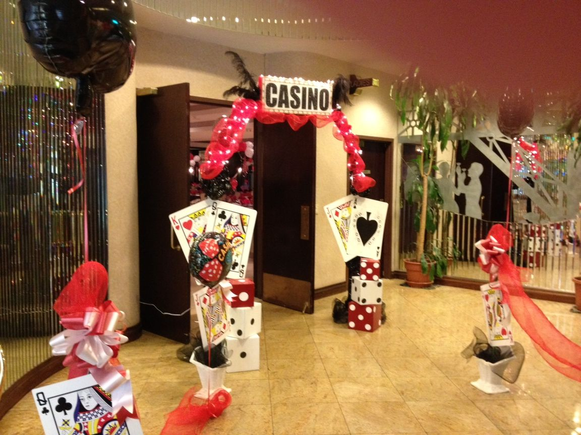 Casino themed sweet 16 what are the effects of gambling