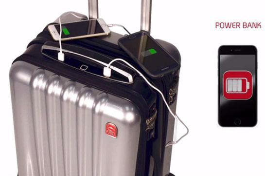 Is This the Smartest Suitcase for Savvy Travelers