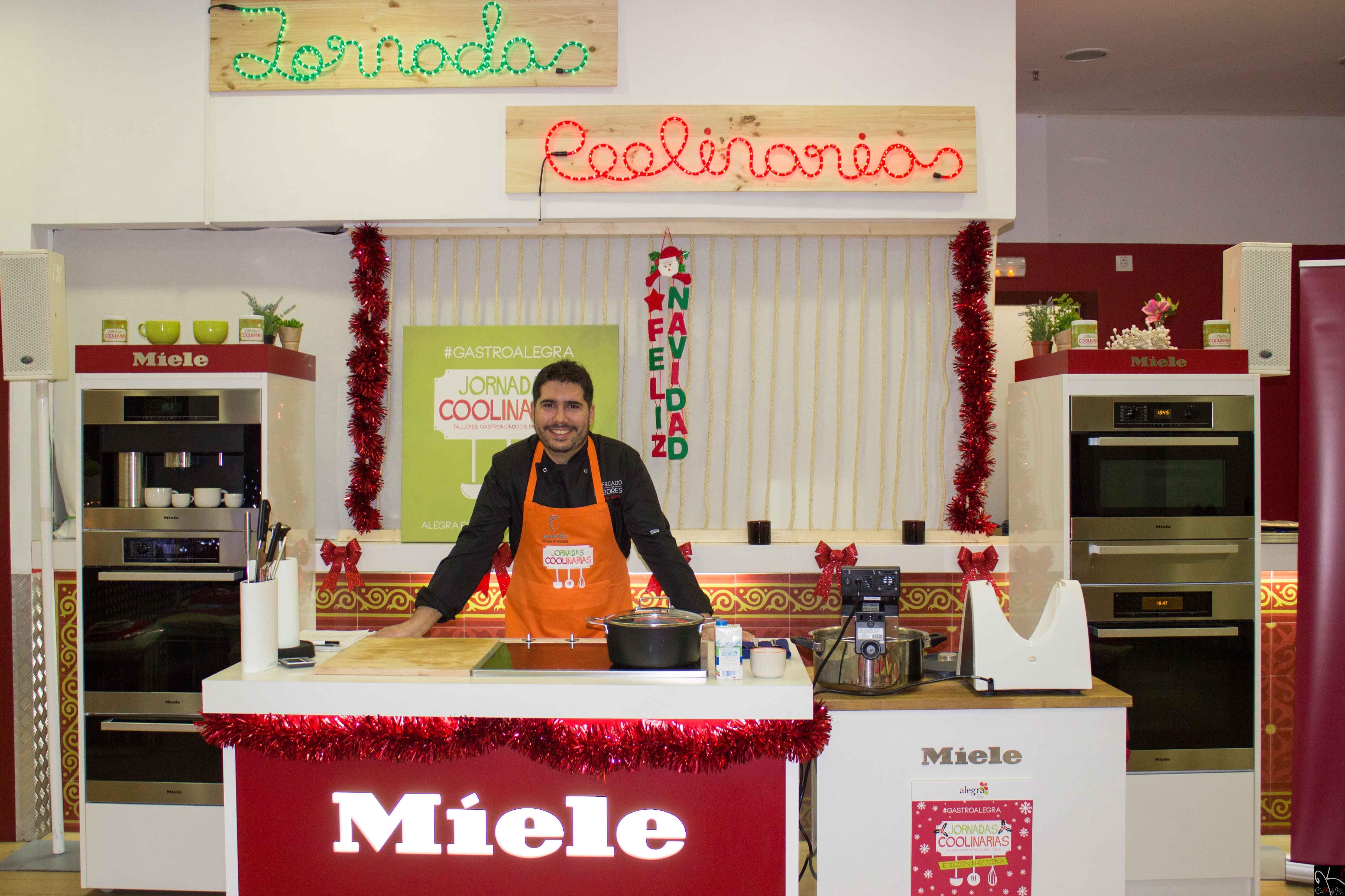 Cocina temporada conkdekilo for Cocina de jose fernandez
