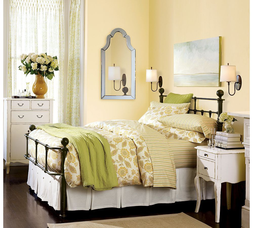 Favorite Pottery Barn bedroom Home