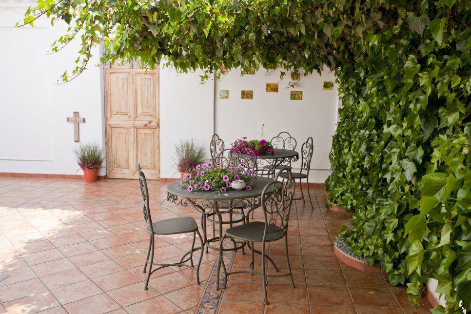 Patio andaluz patios y terrazas con encanto pinterest - Patios con encanto ...