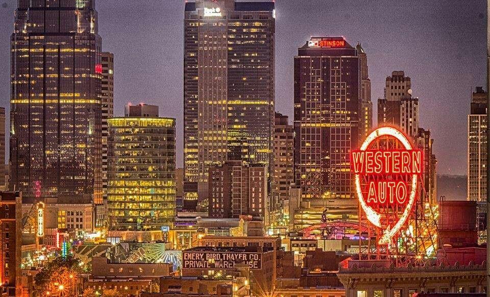Downtown Kansas City | La Vie | Pinterest