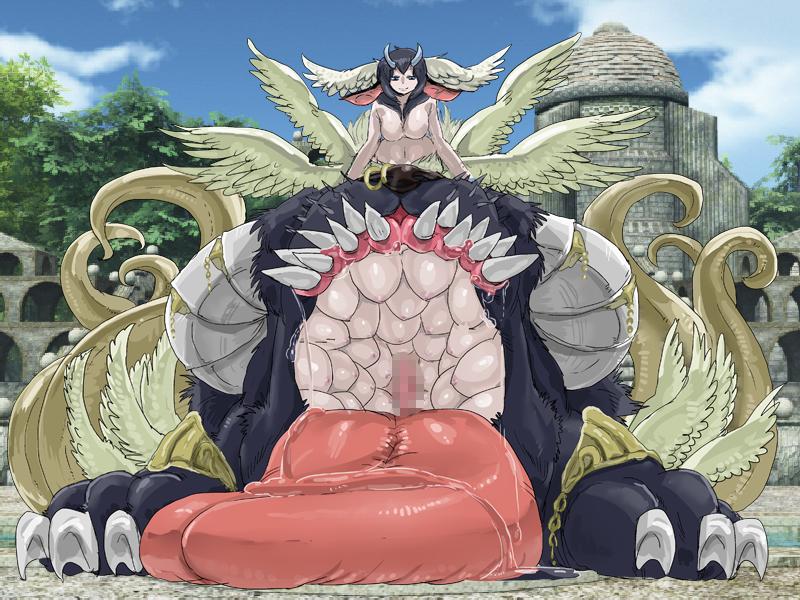 Heaven's Gate | Monster Girl Quest | Pinterest | Monster ...