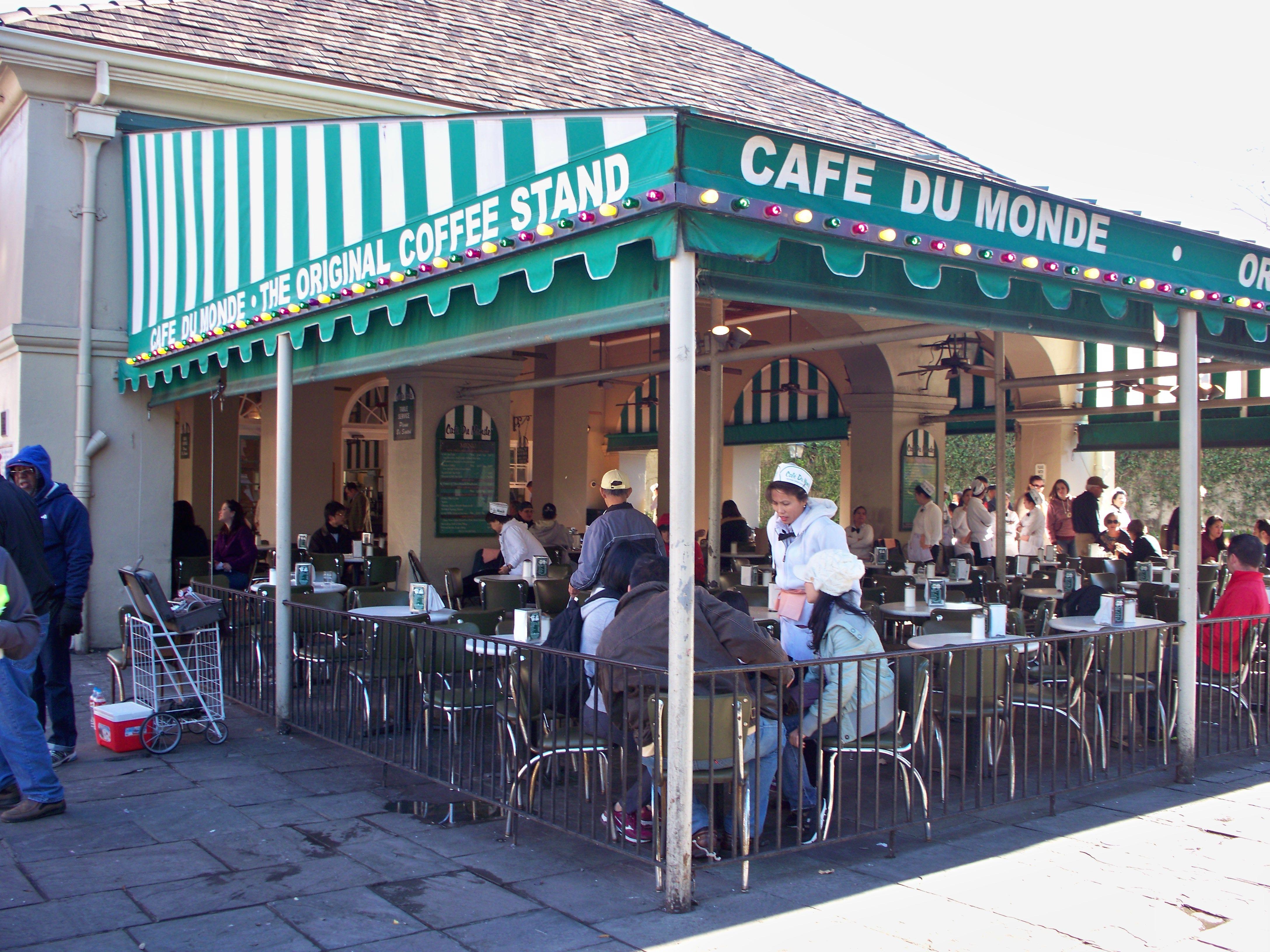 New Orleans Cafe D