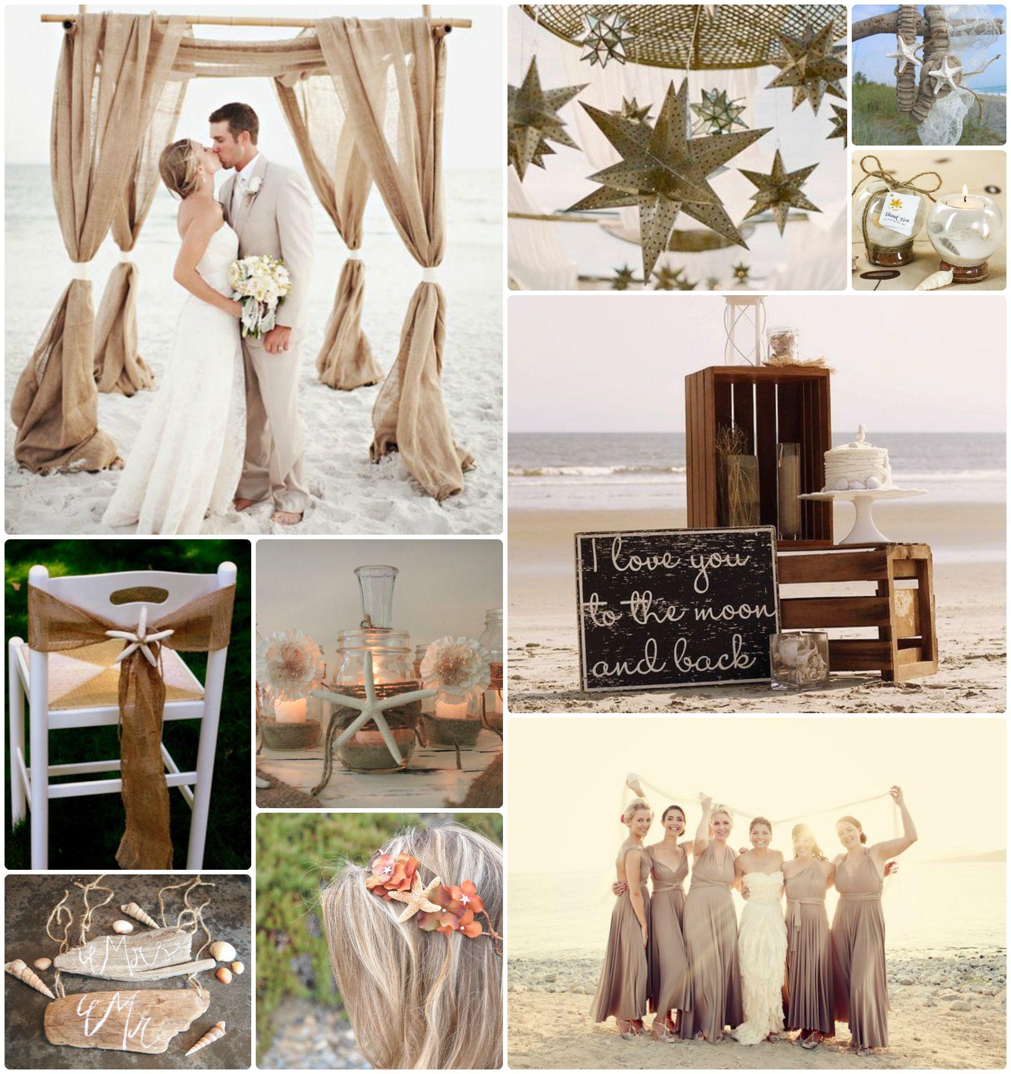 Alive and Livin Beach Wedding Inspiration