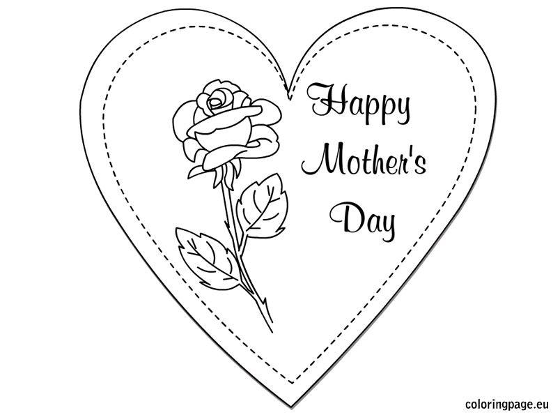 Рисунки для открыток ко дню матери