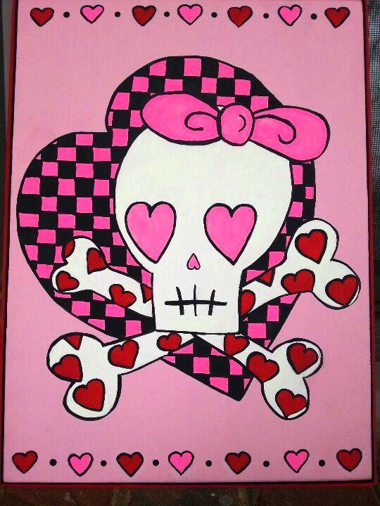 valentine pin up girl