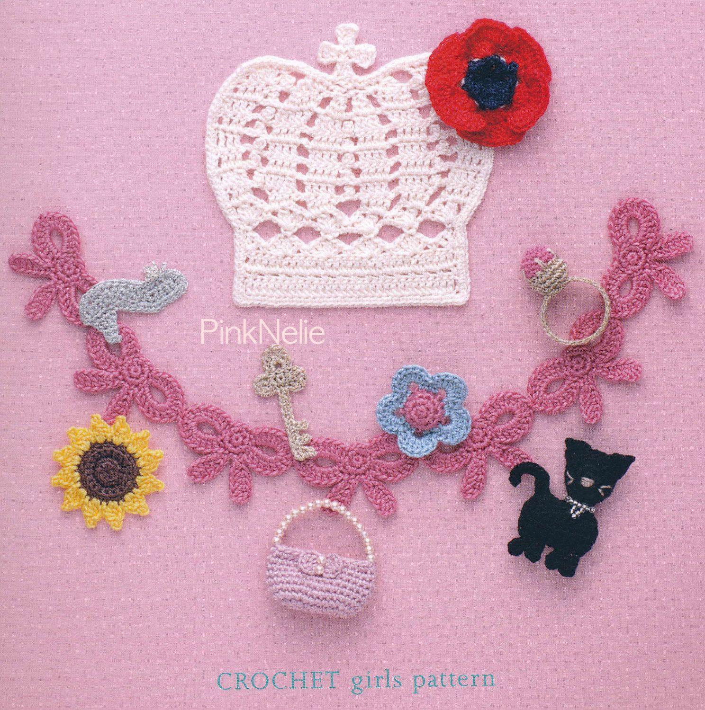 Free Japanese Crochet Patterns In English : Pin by Nunoum Loveking on Crochet Girls Patterns Japanese ...