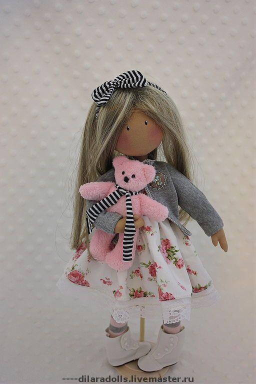 Куклы дизайнерские своими руками