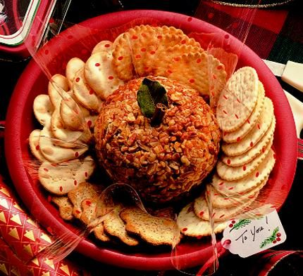 Apple Cheese Ball Re