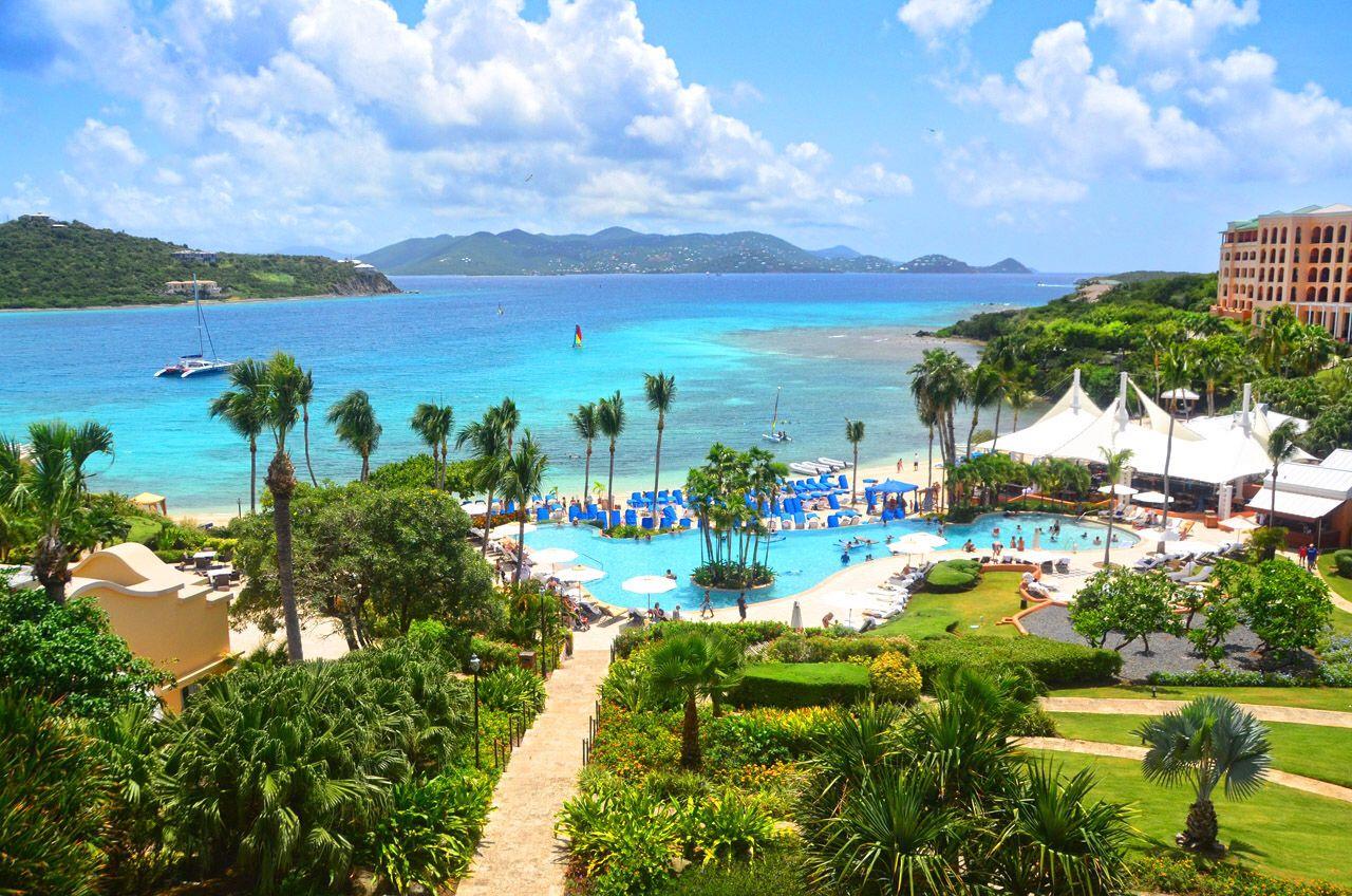 St Thomas island resort. | St Thomas, USVI | Pinterest