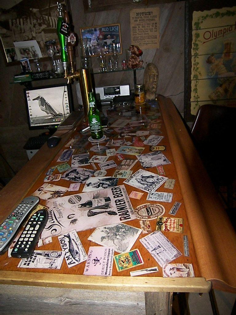 Bar top ideas shed pinterest - Best bar ideas ...