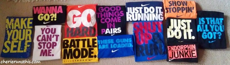 Nike Motivational t Shirts Nike Motivational T-shirts