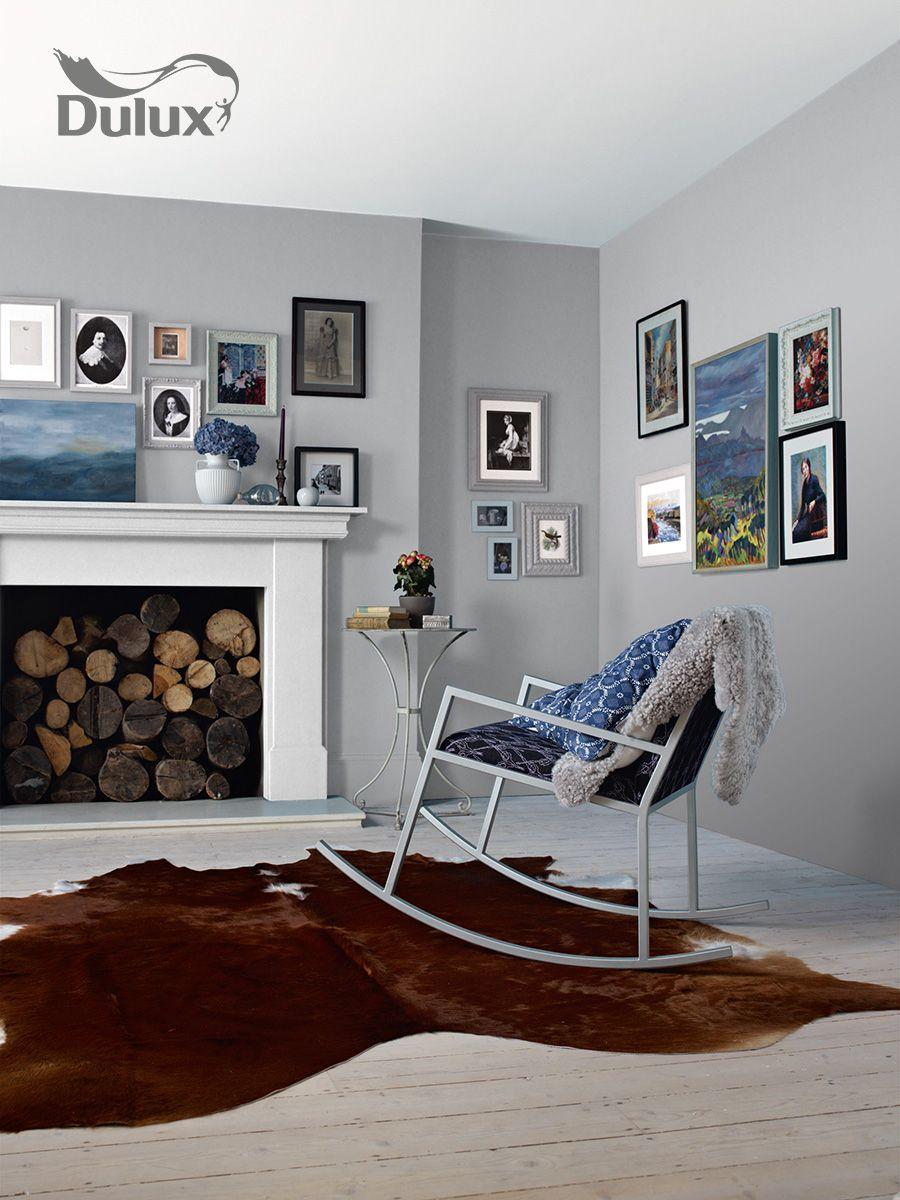 dulux colour living room pinterest