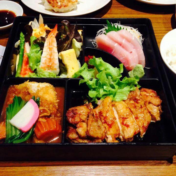 Traditional Restaurant Box Bento | Asian Food - Bento ...