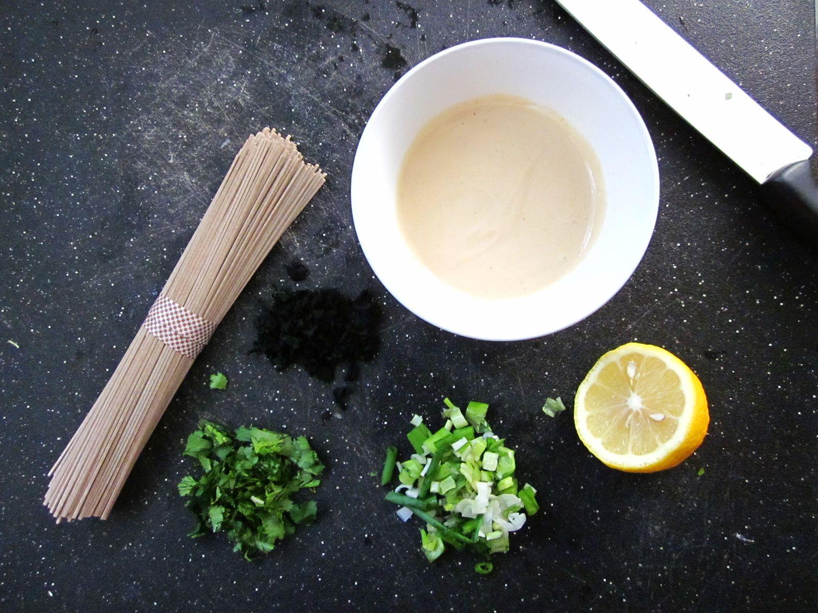Miso Tahini Dressing | vegan yumyum... | Pinterest