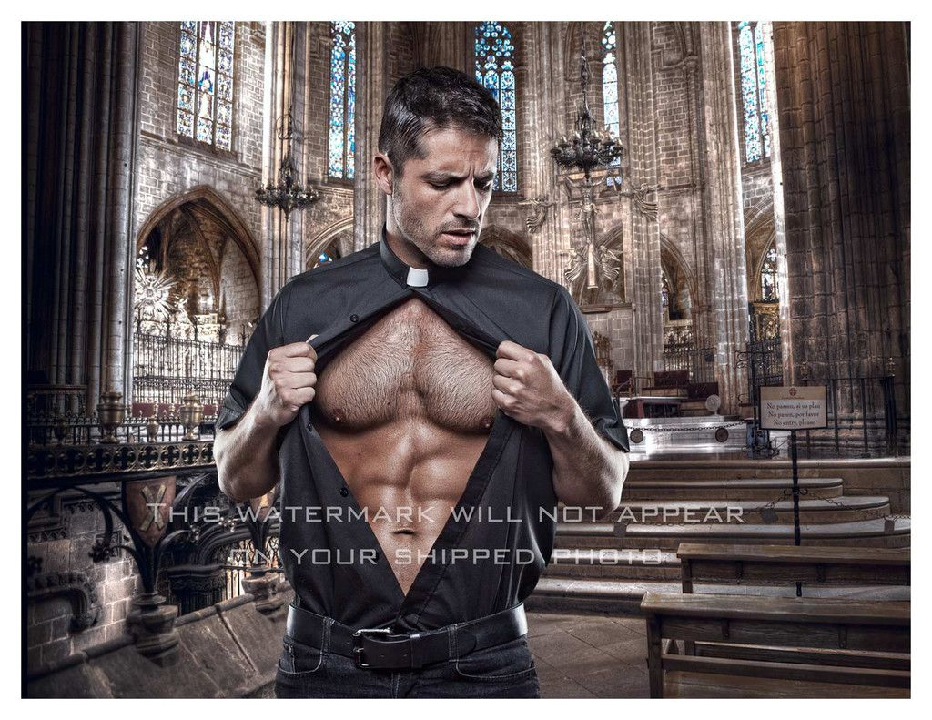 Naked priest pics exploited photo