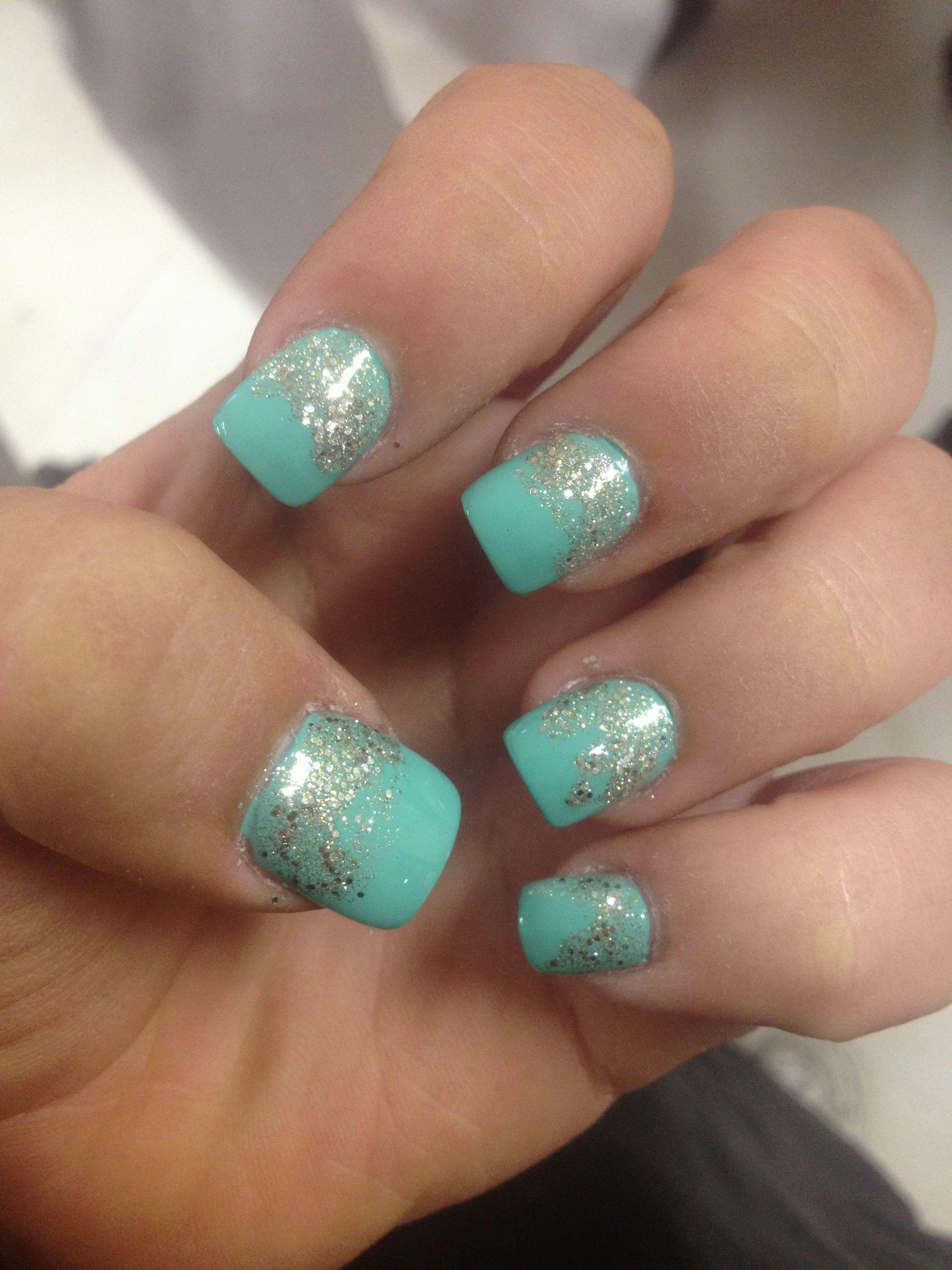 Prom nails | Rami's stuff | Pinterest