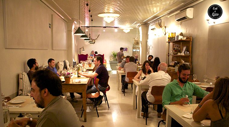 Restaurante Clarita Madrid (Malasaña)