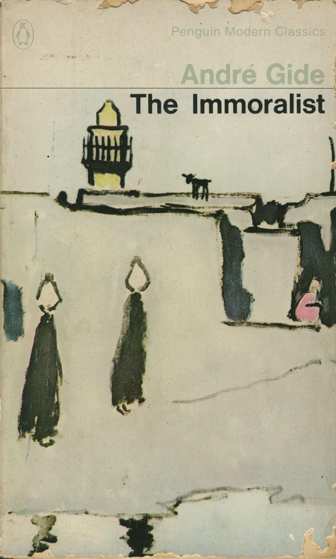 Andre Gide, The Immoralist | Books | Pinterest