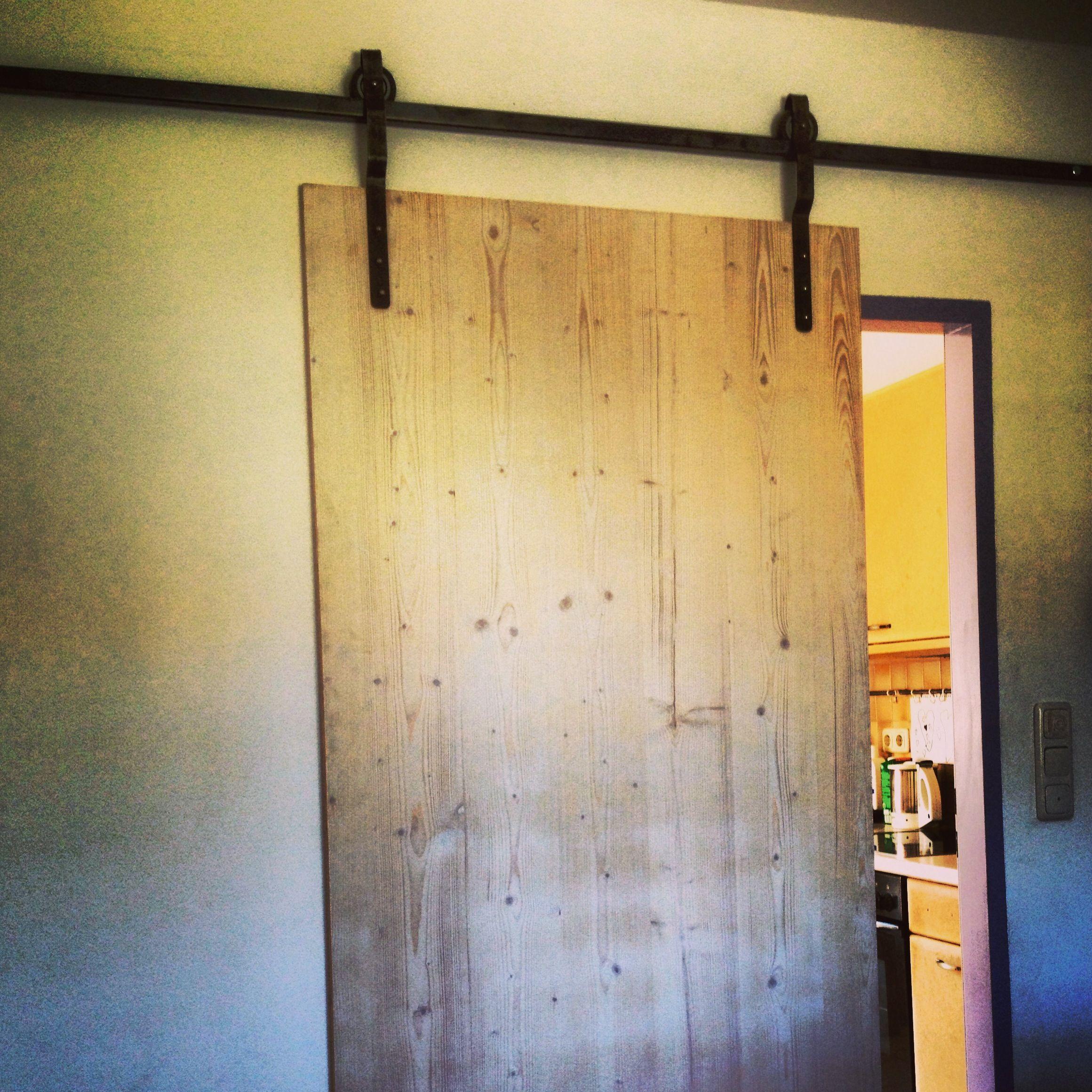 diy sliding door costs 80 workshop ideas pinterest