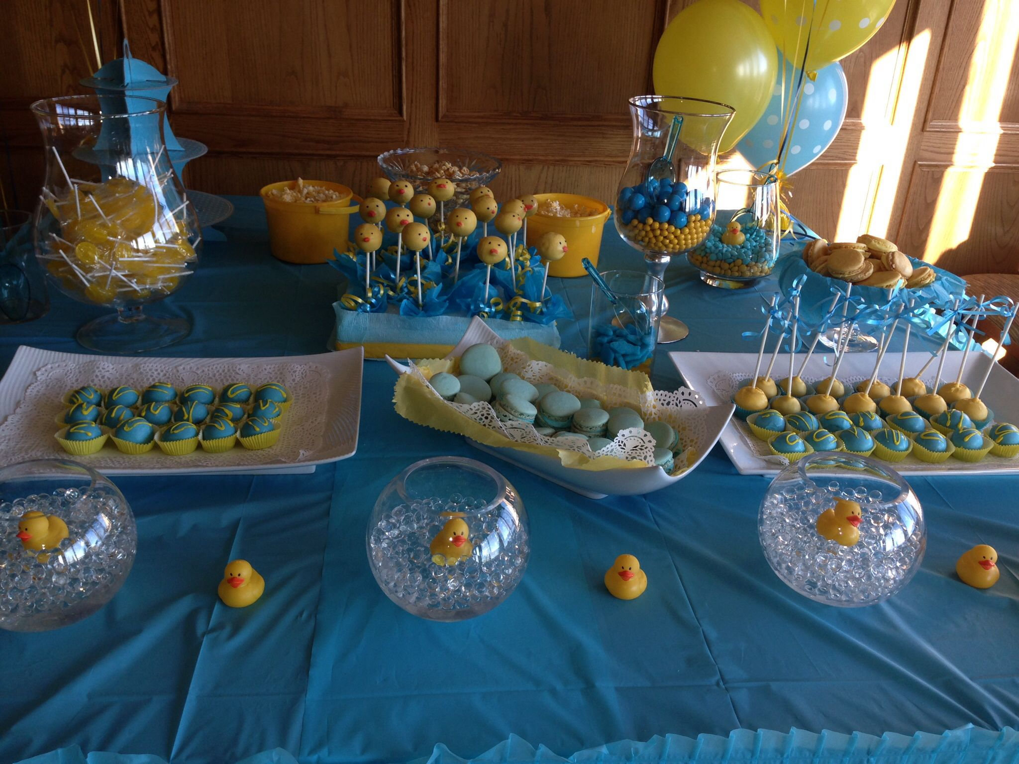 Ducks Baby Shower Theme Choice Image Baby Shower Ideas