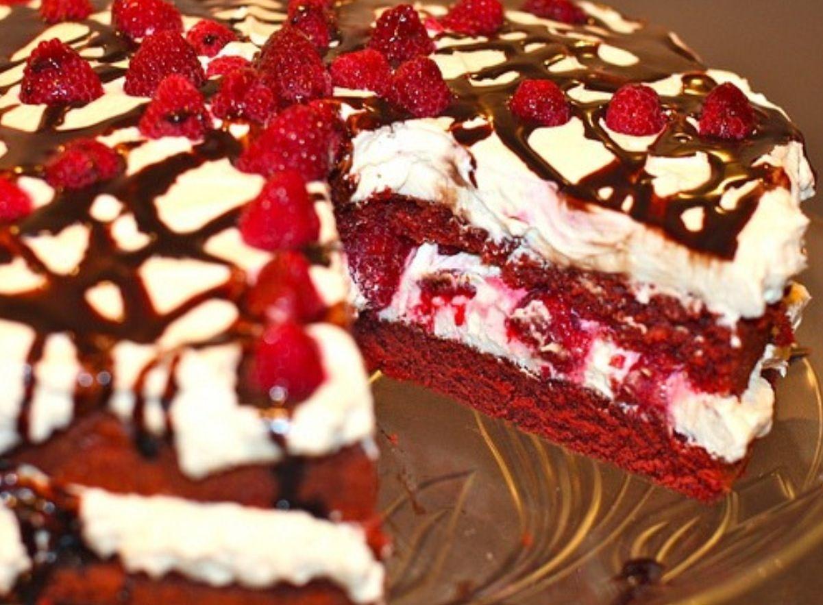 Red Velvet cake | Food # Drink # | Pinterest