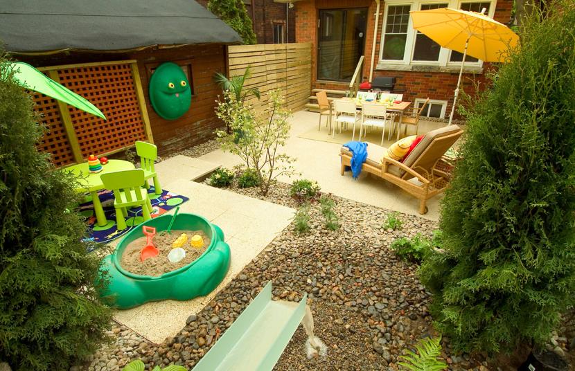 kid friendly yard | Home Sweet Home | Pinterest