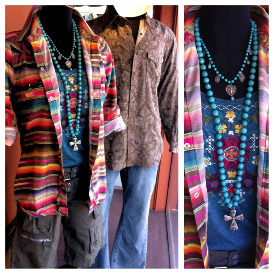Funky Southwest Fashion My Eclectic Style Pinterest