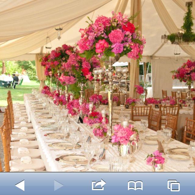 elegant outdoor wedding reception dream wedding ideas pinterest