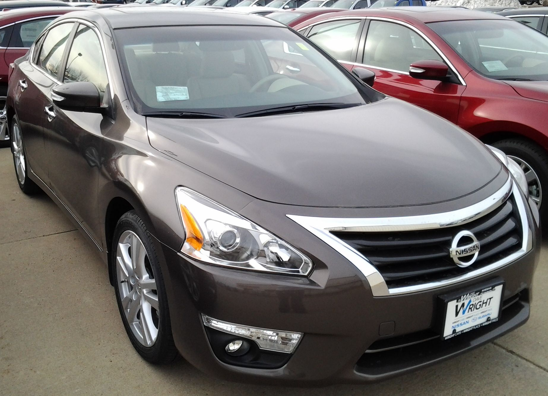 nissan altima difference between 2014 and 2015 models autos post. Black Bedroom Furniture Sets. Home Design Ideas