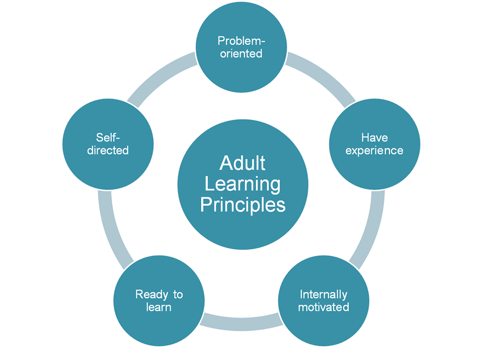 Strategies for adult learners