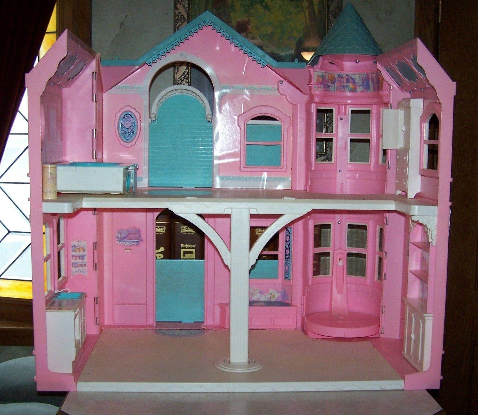 barbie dream house 90s -#main