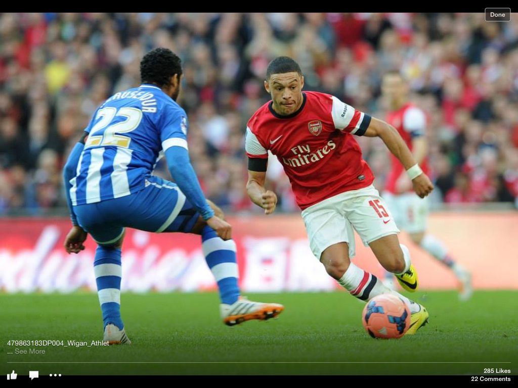 arsenal in fa cup final 2015
