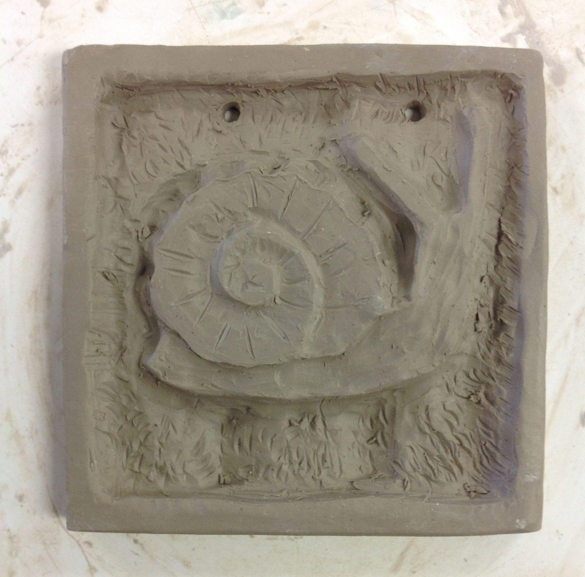 5x5 ceramic relief tile high school ceramic lessons. Black Bedroom Furniture Sets. Home Design Ideas