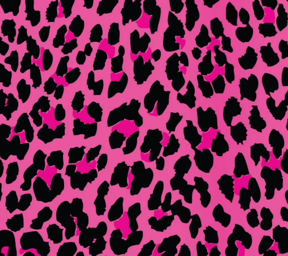 leopard and red wallpaper - photo #17