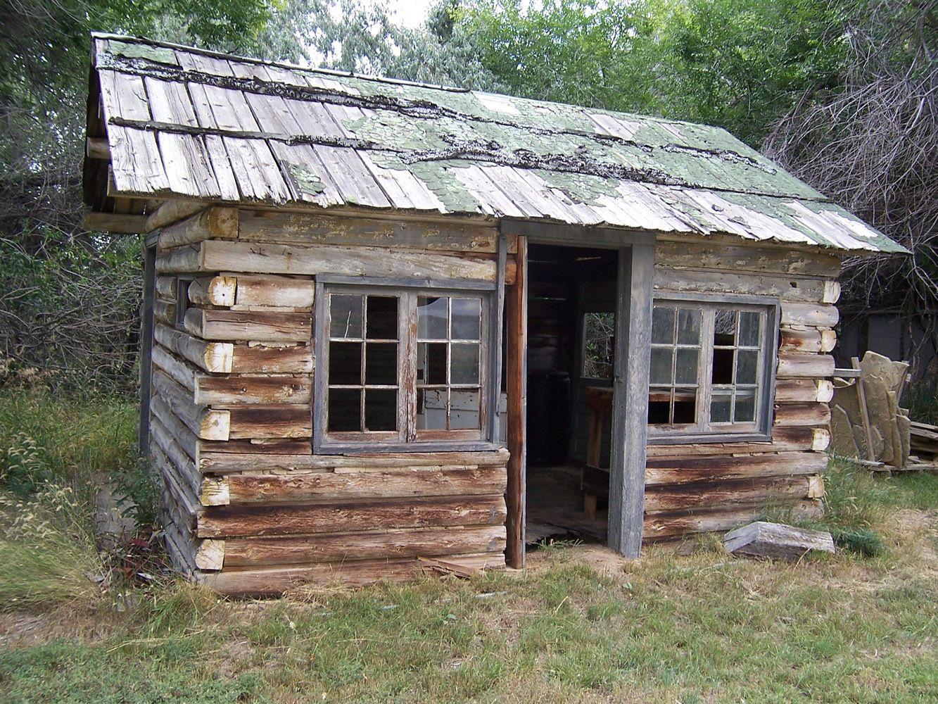 Lovely old shack hut ideas pinterest for Shack homes