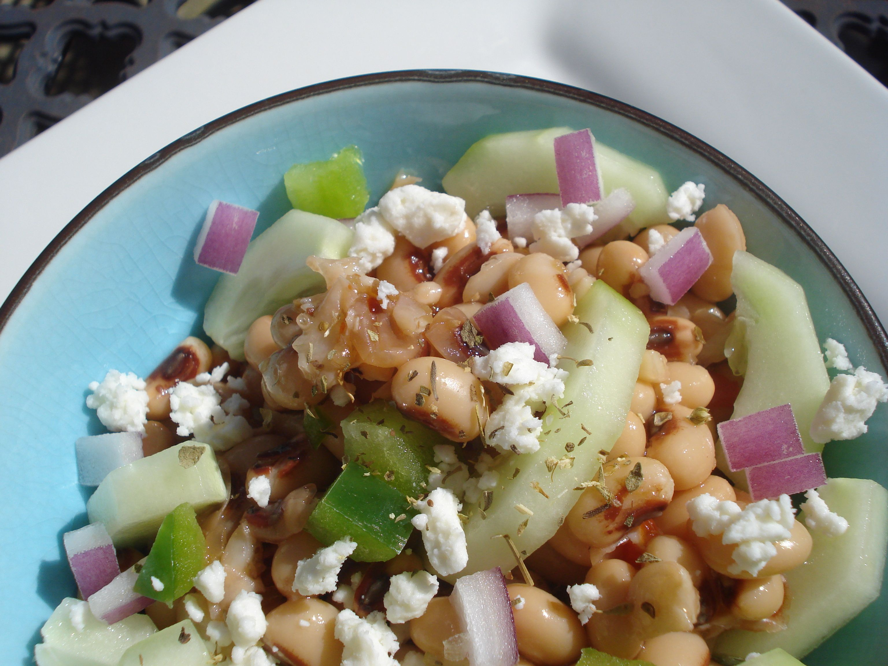 Black Eyed Pea Summer Salad Recipes — Dishmaps