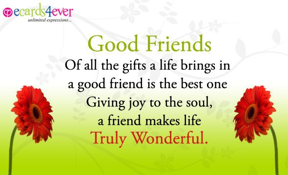 Friends Greetings Pinterest Friendship And Ecards