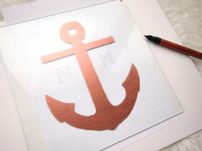 DIY Anchor