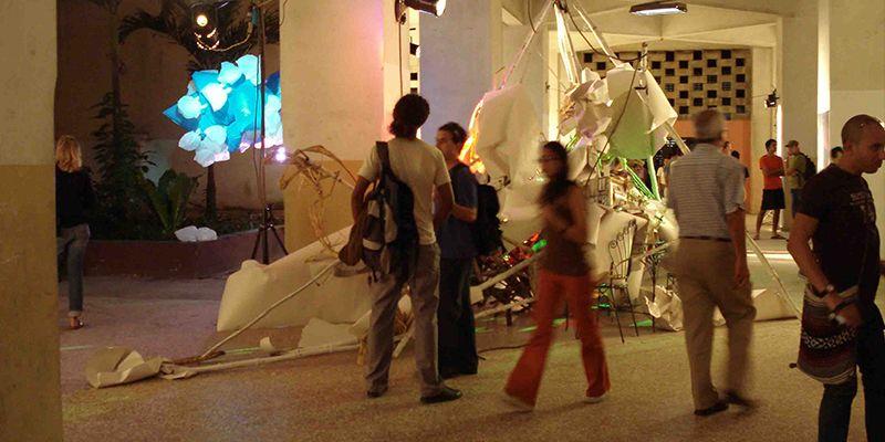 INTERVENCIONES. YENY CASANUEVA Y ALEJANDRO GONZALEZ. PROYECTO PROCESUAL ART