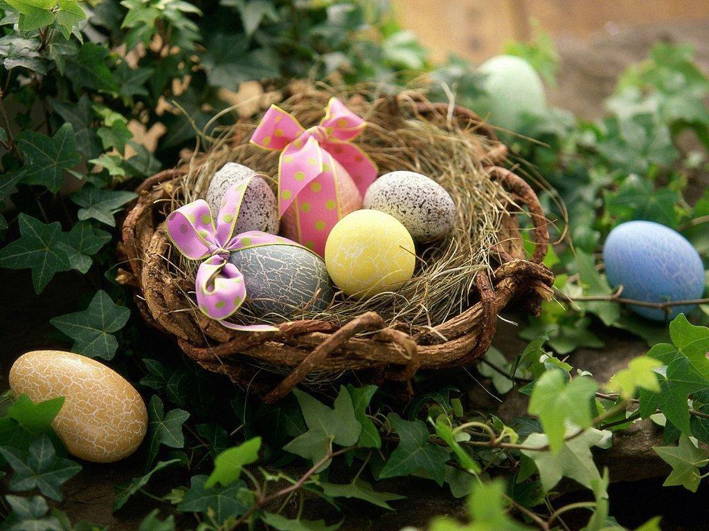 Easter Egg Nest | Easter Celebration | Pinterest