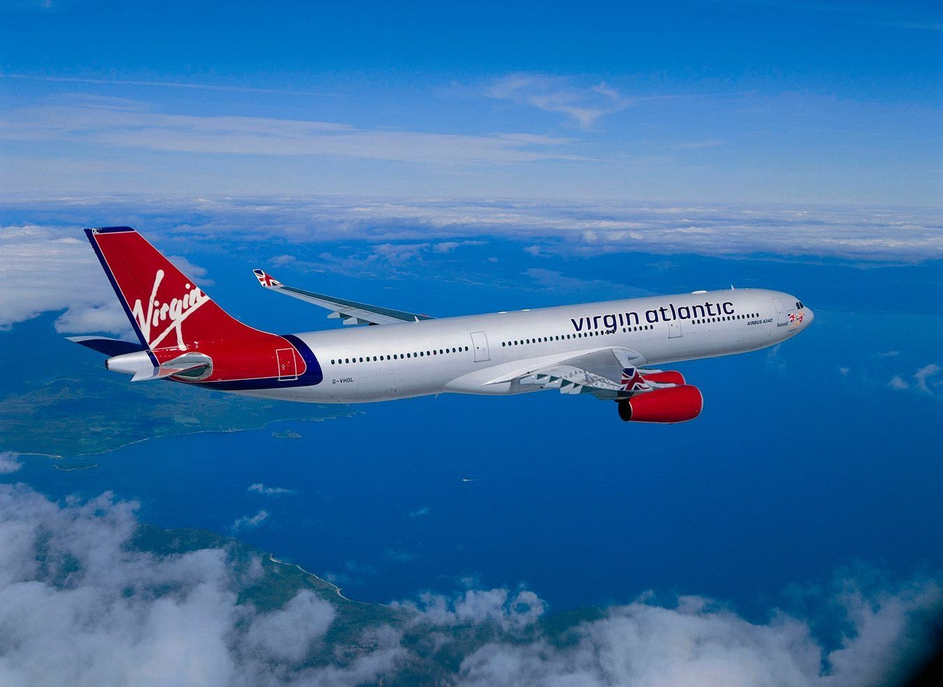 Image result for Virgin Atlantic Airways, Great Britain