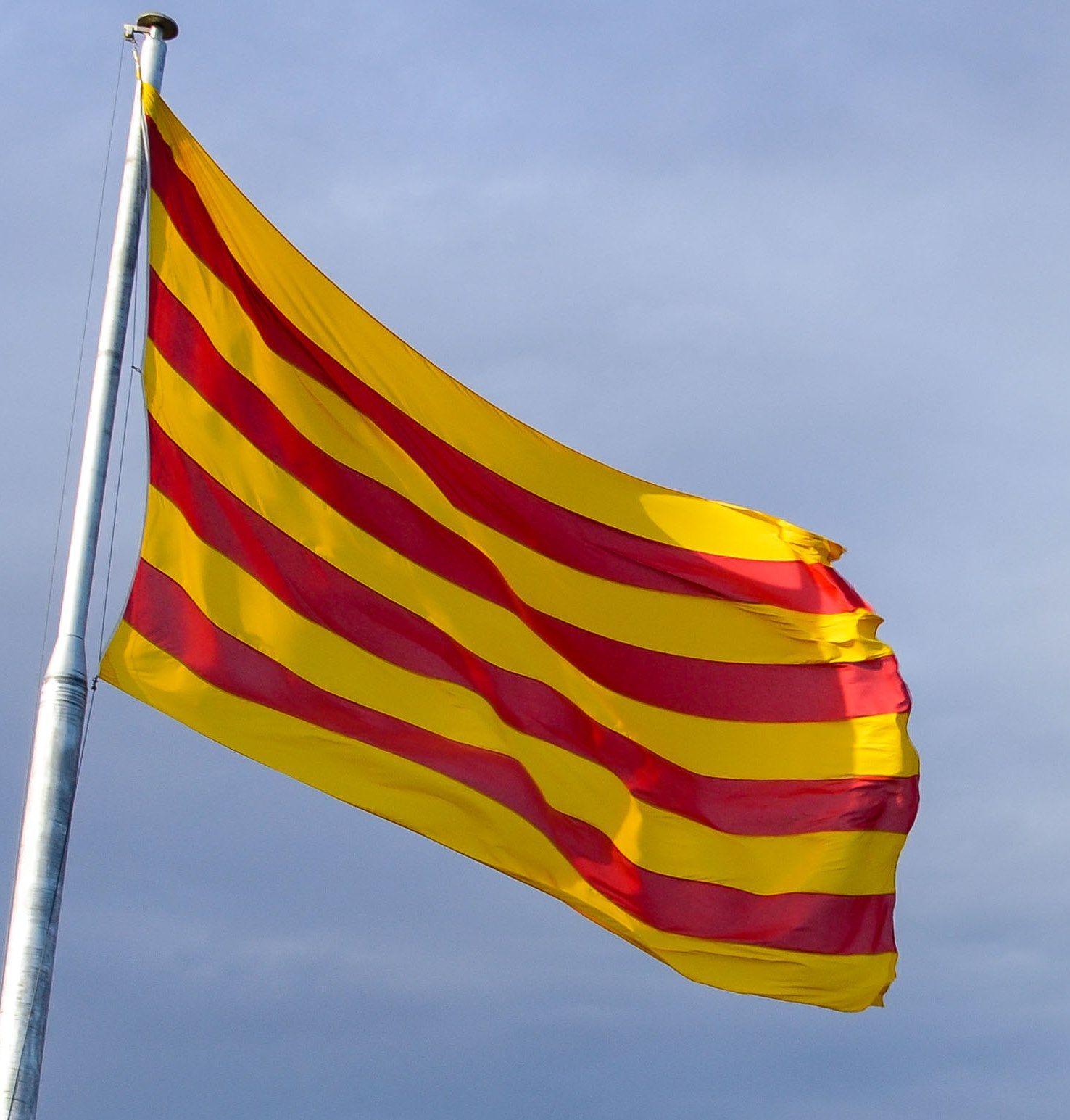 spains flag