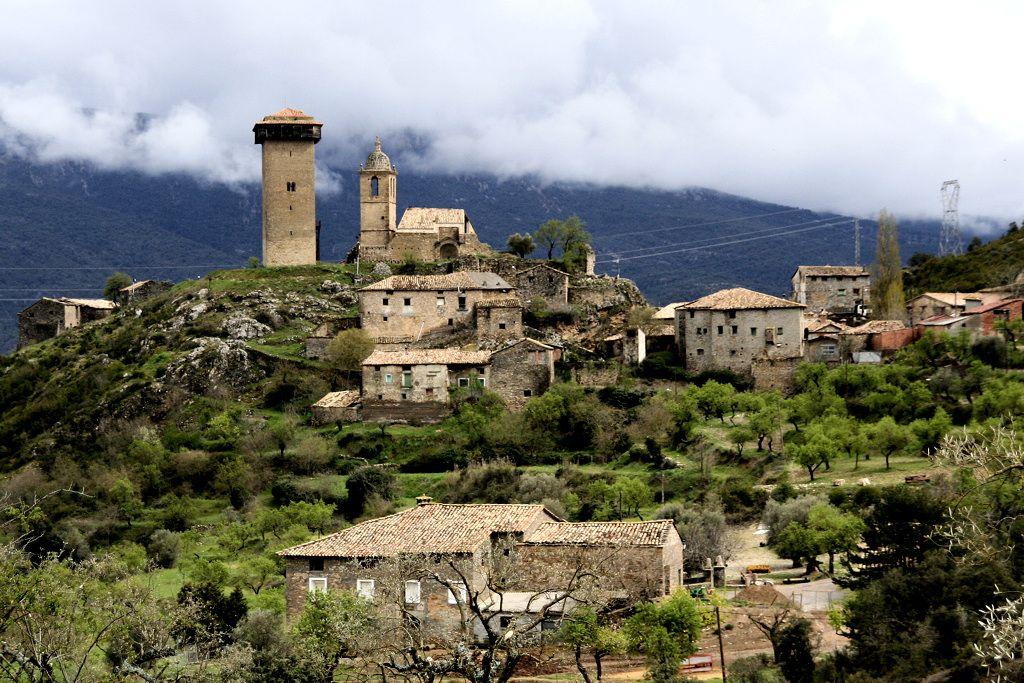 Abizanda Spain  city photos : Abizanda, Huesca, España. | CIUDADES Y PAISAJES DE ESPAÑA ...