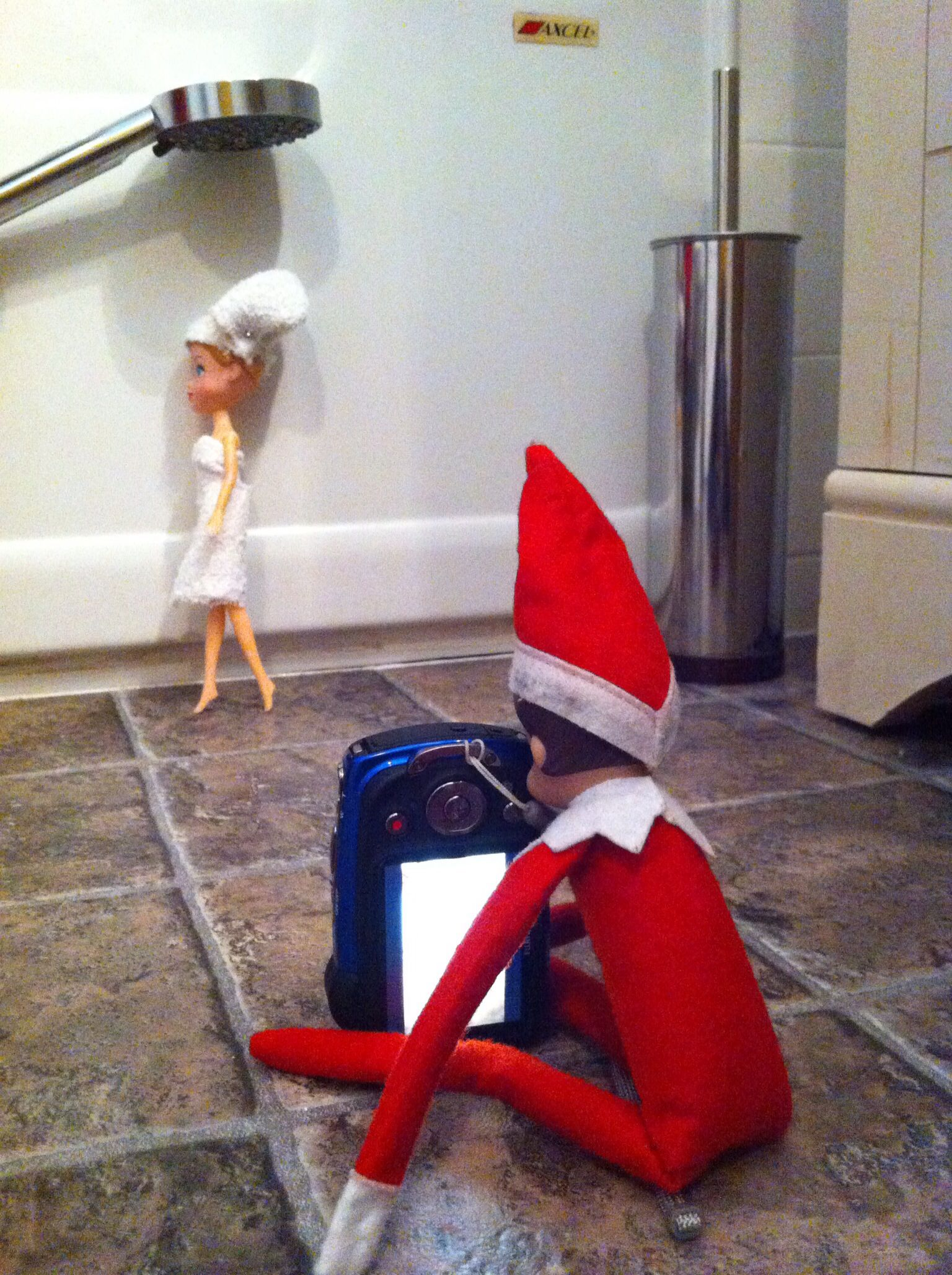 Naughty elf on the shelf | Naughty Elf on the Shelf | Pinterest